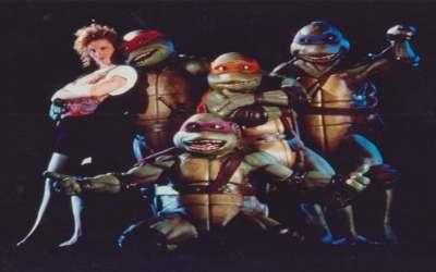 Original Teenage Mutant Ninja Turtles cast reunites for 30th Anniversary Watch Party