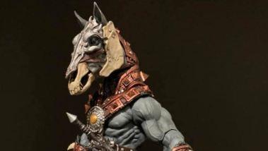 Mythic Legions Equaddron 04