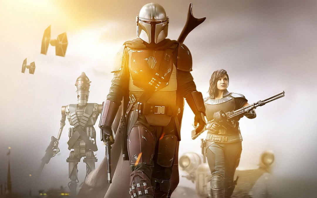 Star Wars announces 'THE MANDALORIAN' Publishing Program!