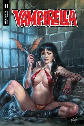 Dynamite Vampirella 01