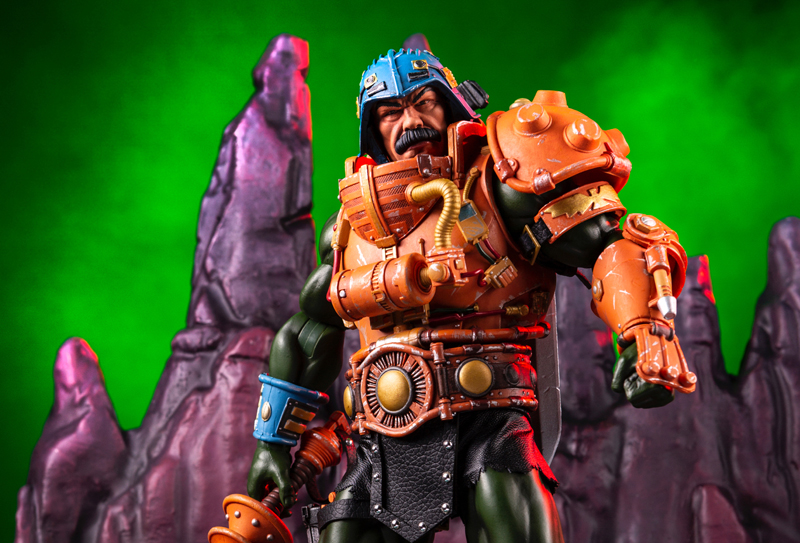 Mondo MOTU 1/6 scale Man-At-Arms now available for pre-order!