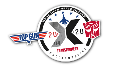 Transformers and Top Gun unite for 'Maverick' action figure!