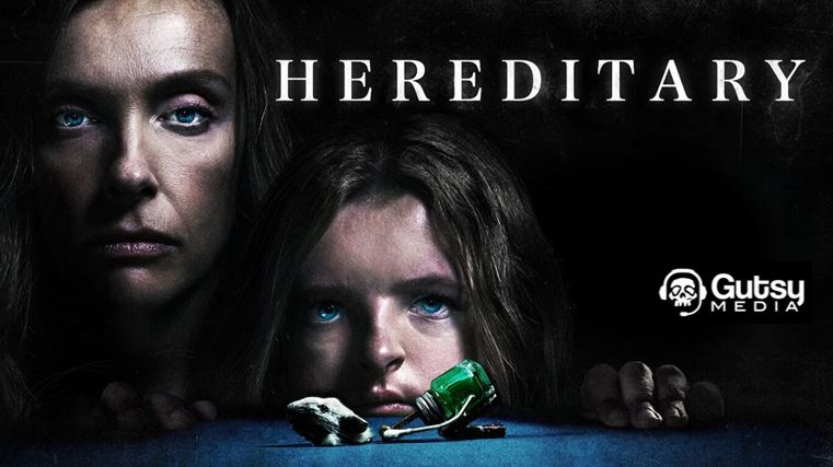 Gutsy Media Podcast Episode 8 – Hereditary and Alec Weck & J. Matthew Scruggs