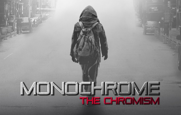 Award-winning science-fiction thriller MONOCHROME : THE CHROMISM premieres On Demand this Fall.