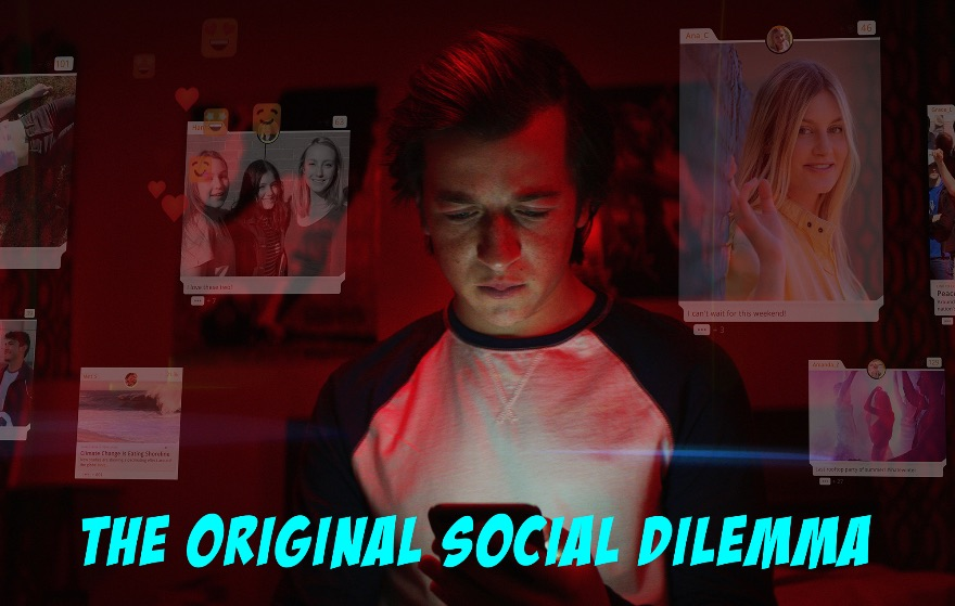 The Original Social Dilemma – A Look at Rush, The Oasis, and Social Media