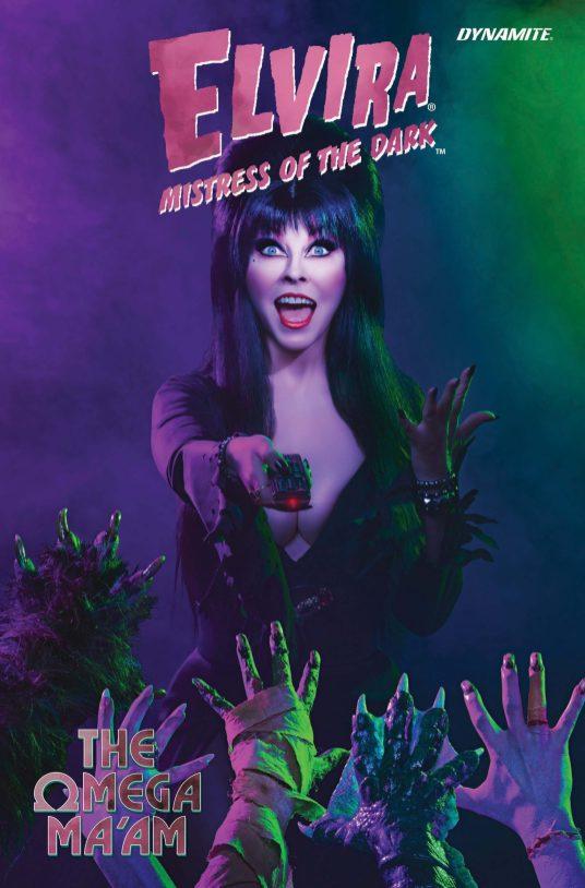 Dynamite Elvira 01