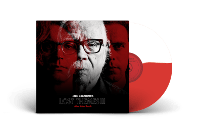 John Carpenter's LOST THEMES III is coming this February!