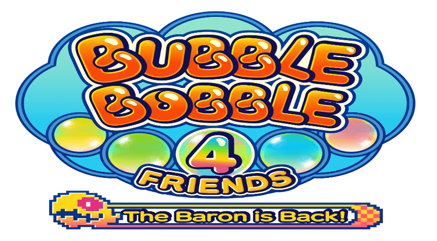PS4 Bubble Bobble 4 Friends: The Baron is Back releases November 17th!