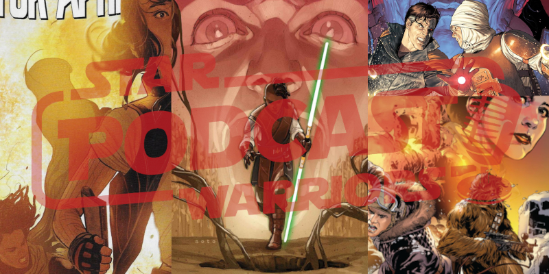 Star Warriors Podcast – Marvel Comics March 2021