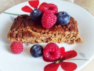 Grain free spiced squash loaf-cake Breakfast Desserts Grainfree Lunch snack