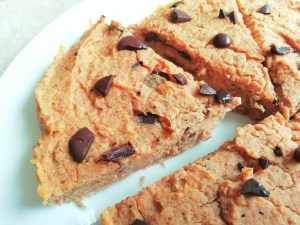 Secret veg sweet potato snickerdoodle slices Desserts Grainfree snack vegan