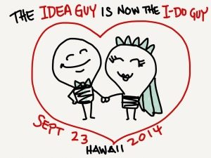 The Idea Guy is now The I-Do Guy