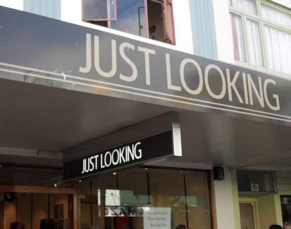 Just Looking Store