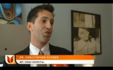 Ebru News in New York [taped 8-7-13] Discussing childhood obesity rates