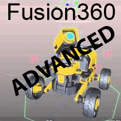 A graphic showing a Fusion drawn Mars rover