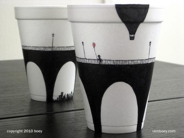 4(2) Sirva me café com um pouco de arte!