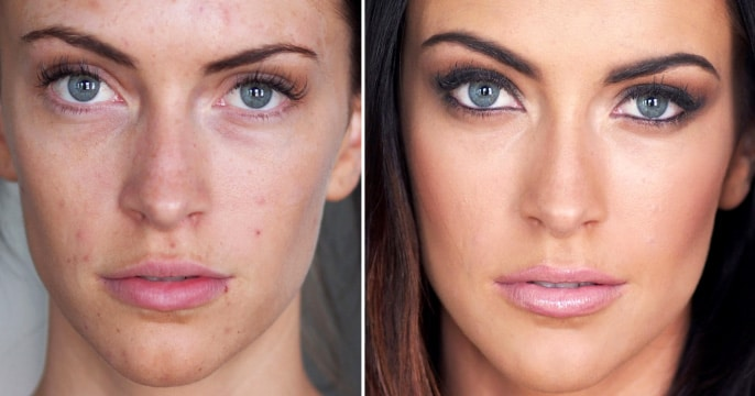 How to look older without makeup