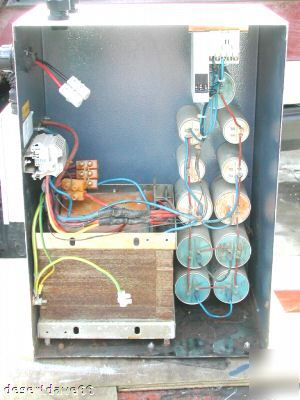 Diy Guide 3 Phase Converter 1 20 Hp 415v Rotary Static