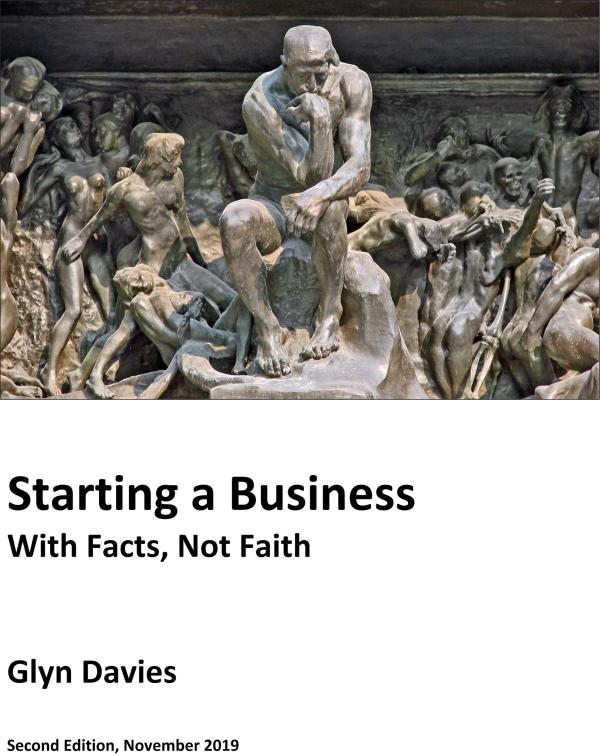 Starting a Business - With Facts, Not Faith