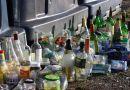 Áruházi üveggyűjtés – lassú jogszabálykövetés