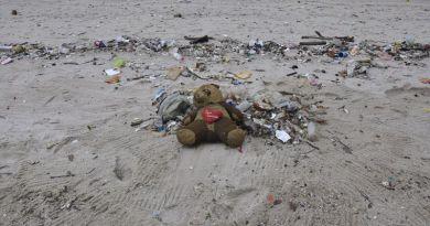 Albán hulladék lepi el Horvátországot