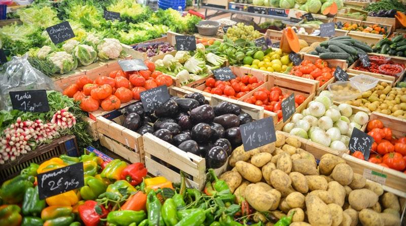 Kitiltanák a műanyagot a londoni Borough Marketről