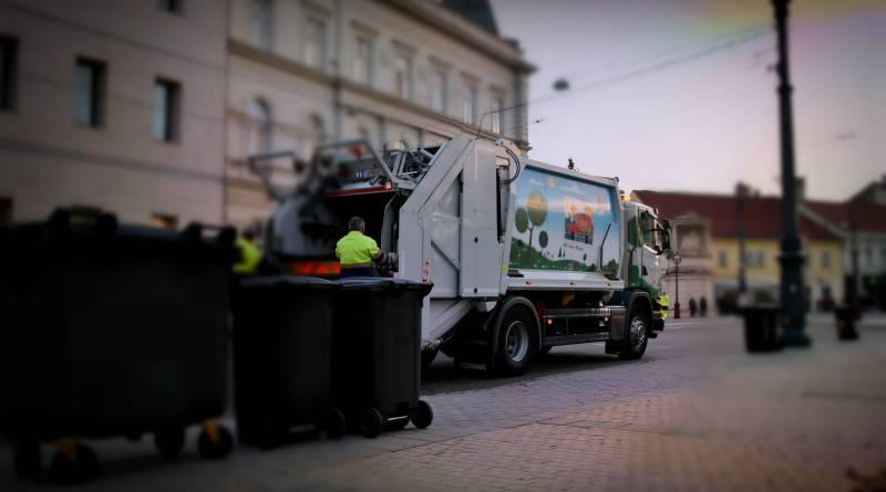 Az NHKV Zrt. optimalizálja a hulladékgazdálkodást