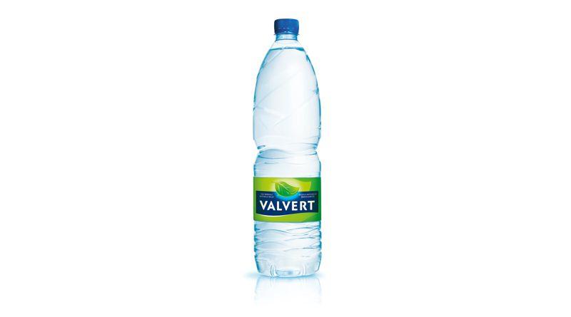 100 százalékban újrahasznosított műanyagból készült vizespalack kerül forgalomba Belgiumban