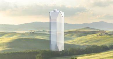 Új fejlesztés: újrahasznosított és újrahasznosítható papírcsomagolás