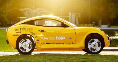 Luca: az újrahasznosított hulladékból készült autó