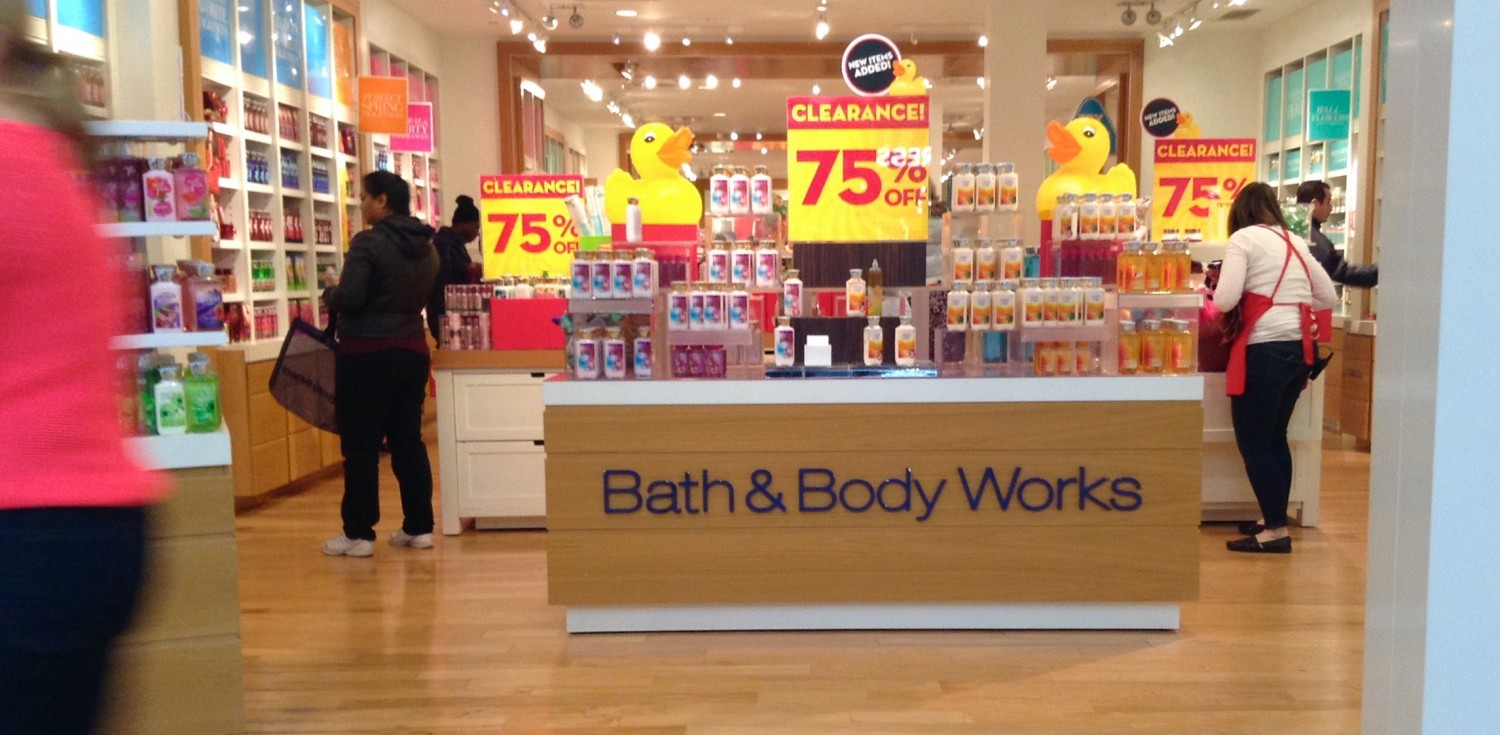 Bath And Body Works Car Scents
