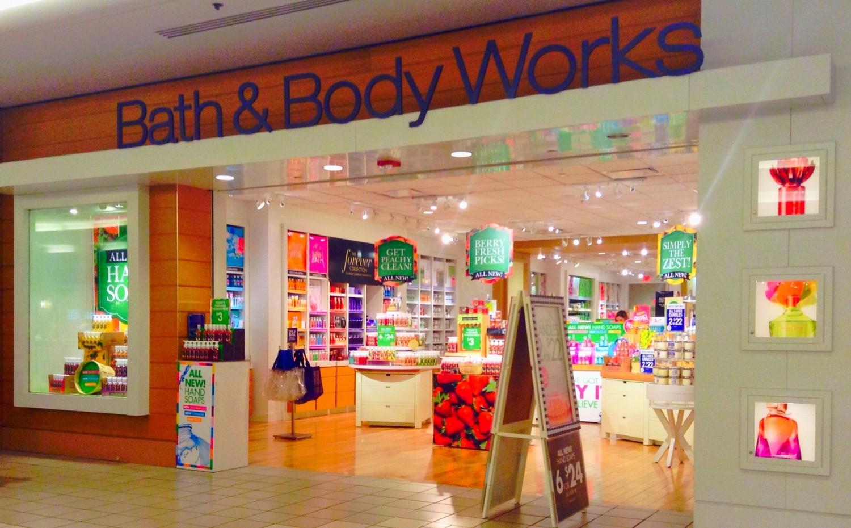 And Bath F Body Works