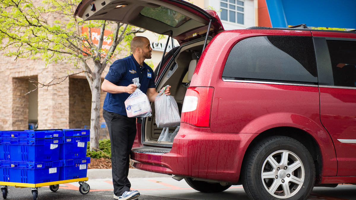 Order Groceries Online And Pickup Store
