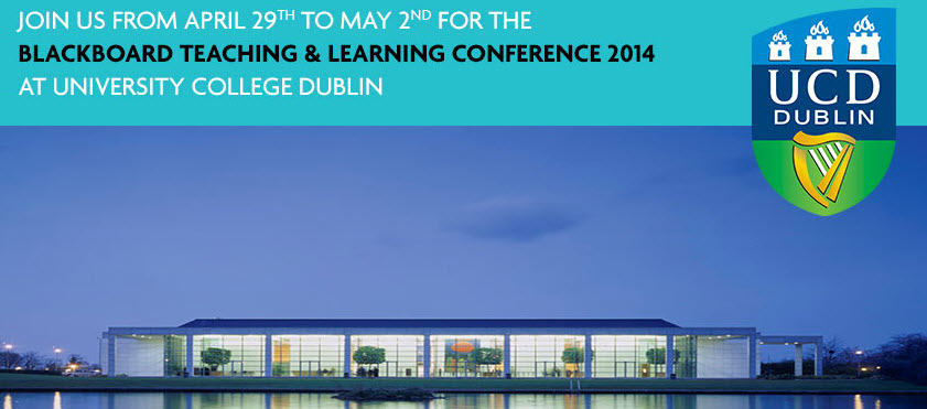 Blackboard Teaching & Learning Conference 2014 BbTLC2014