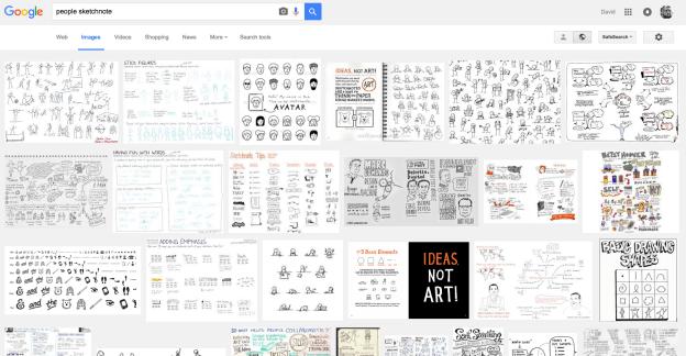 Sketchnote ideas