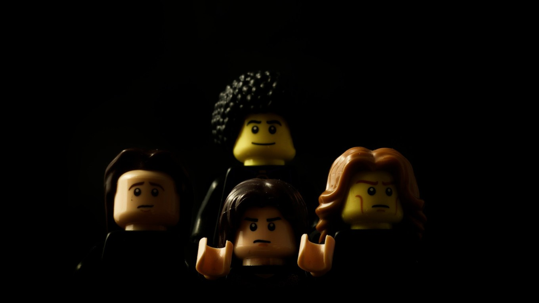 lego Bohemian Rhapsody