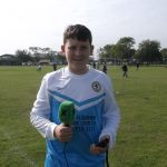 DXTL. welcome aboard young Liam, Kenbury Boys JFC, as a junior ambassador for GRR121.See how you can get involved
