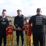 A simple message to carry on at grassroots football reFspect the referee. No Ref No Game