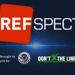 Don't X The Line #REFspect Awareness Weekend At Grassroots 1st 2nd April 2017 Please Add Your Support Thank-You