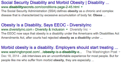 Disability is now a disease