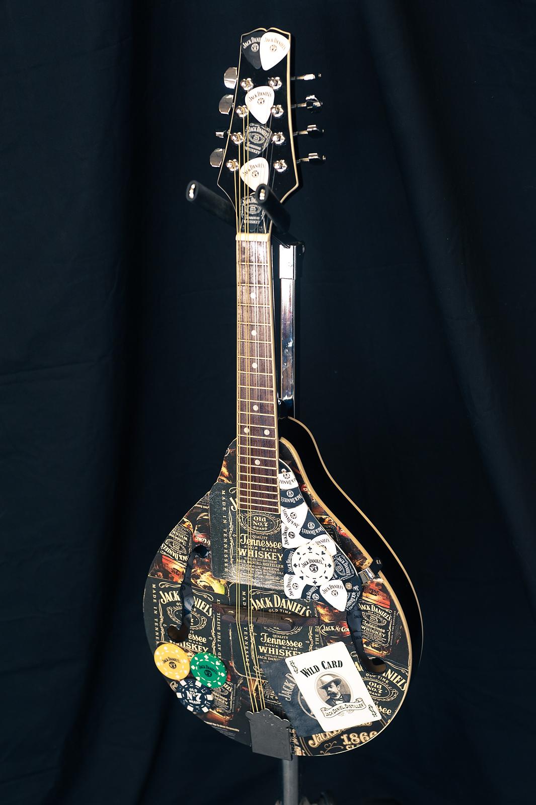 Jack Daniels Custom Guitar And Mandolin