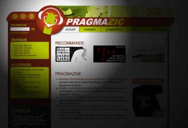 illustration pour Fin de la vente en ligne sur Pragmazic.net