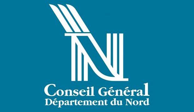 Logo du Conseil général du Nord
