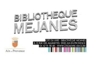 logo Bibliothèque de Méjanes