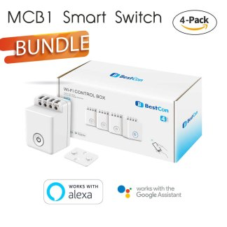 MCB1 Smart Switch Pack of 4