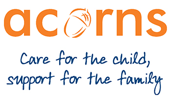 doocey, acorns, charity