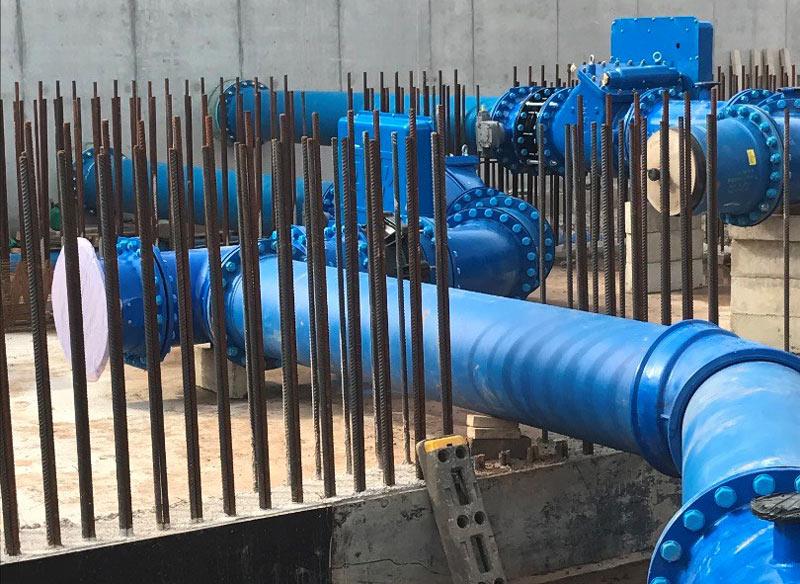 water, multi-utilities