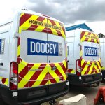 new, vehicle, fleet, doocey, group