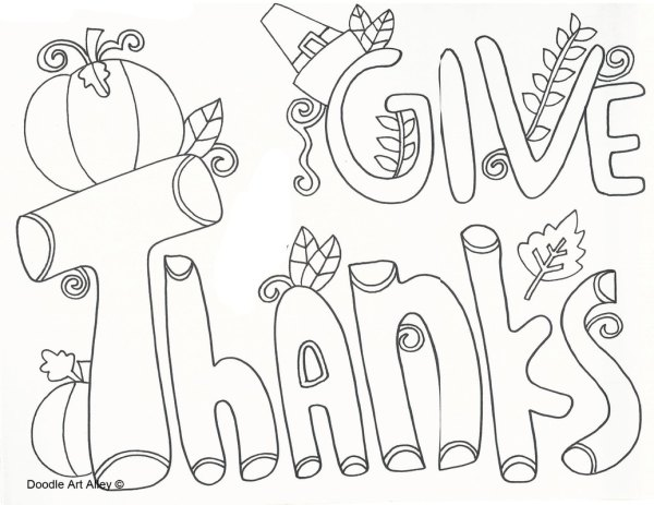 thanksgiving coloring pages # 33