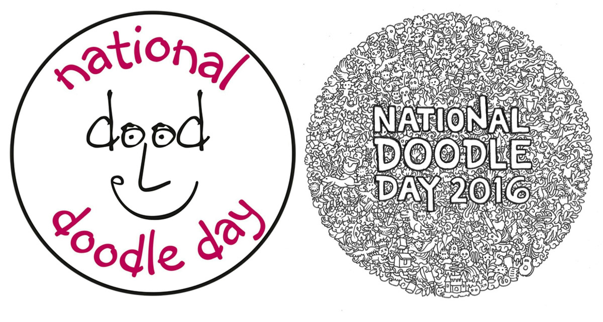 UK Celebrates National Doodle Day for a Cause